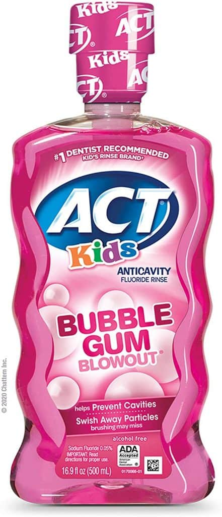 ACT Kids Anti-Cavity Fluoride Rinse