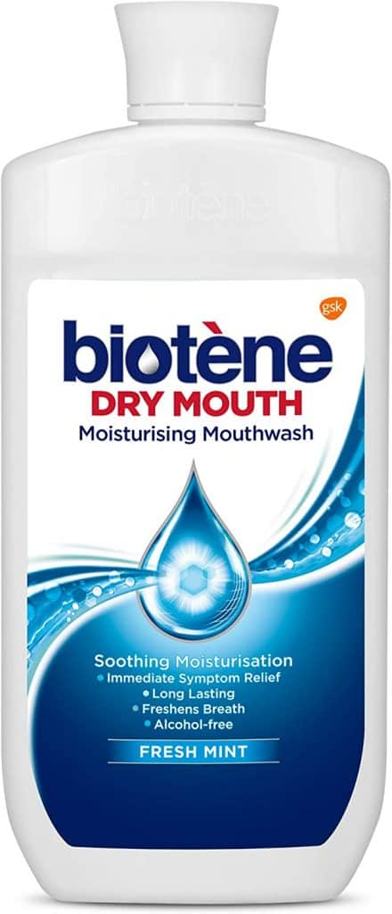 Biotene PBF Plaque Dissolving Mouthwash