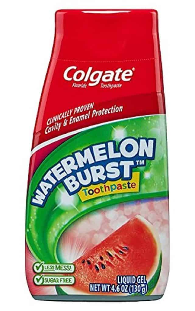 Colgate Kids 2 In 1 Toothpaste & Mouthwash