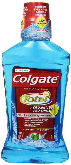 Colgate Total Advanced Pro Sheild Mouthwash