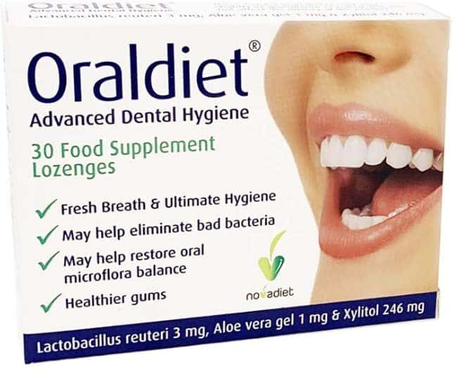 Oralcare probiotics Advanced Dental Hygiene