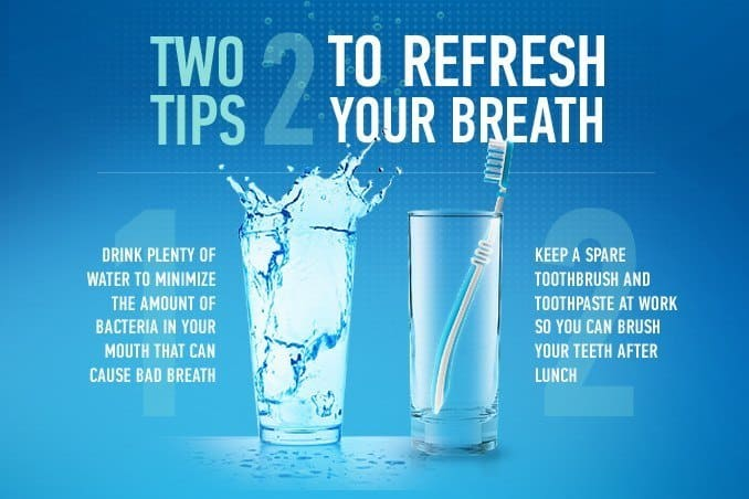 Breath Freshening Tips