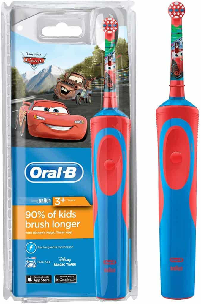OralB ProHealth Stages