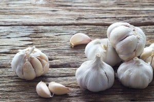 garlic for toothache
