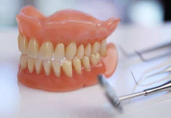 Wearing dentures is not the end of the world