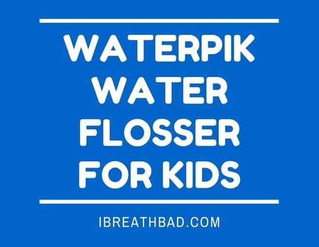 waterpik for kids