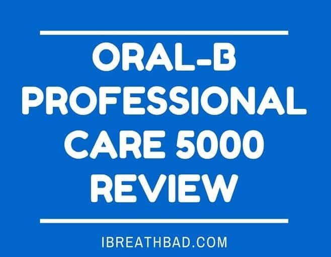 Oral-B Professional Care 5000 review