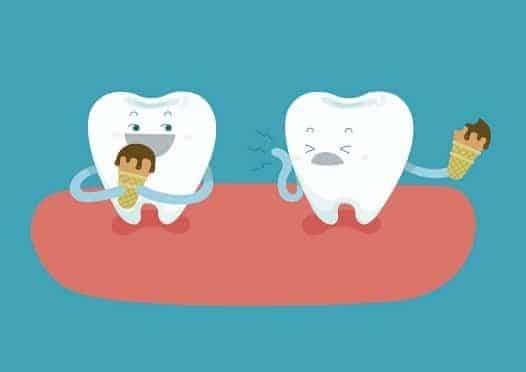 sensitive teeth after filling