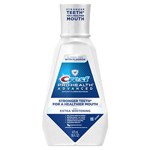 Crest 3D White Luxe Multi-Care Whitening Glamorous White Fresh Mint Flavor Rinse enhances your full teeth-brushing routine. Combined with the refreshing taste of Fresh Mint, 3D White Luxe Multi-Care Whitening Glamorous White Fresh Mint Flavor Rinse is the perfect way to stylize your smile/5(48).