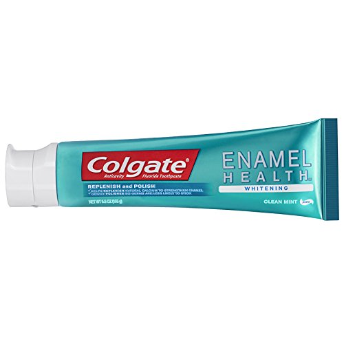 Best Enamel Strengthening Toothpaste