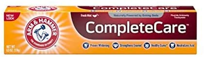 Arm & Hammer Complete Care Toothpaste Review