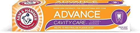 Arm & Hammer Truly Radiant Whitening & Enamel Strengthening Fluoride Toothpaste Review