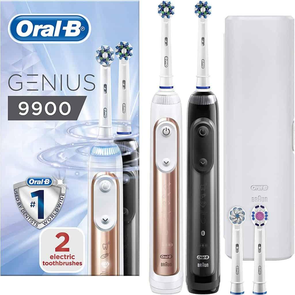 Review Oral B Genius 9900