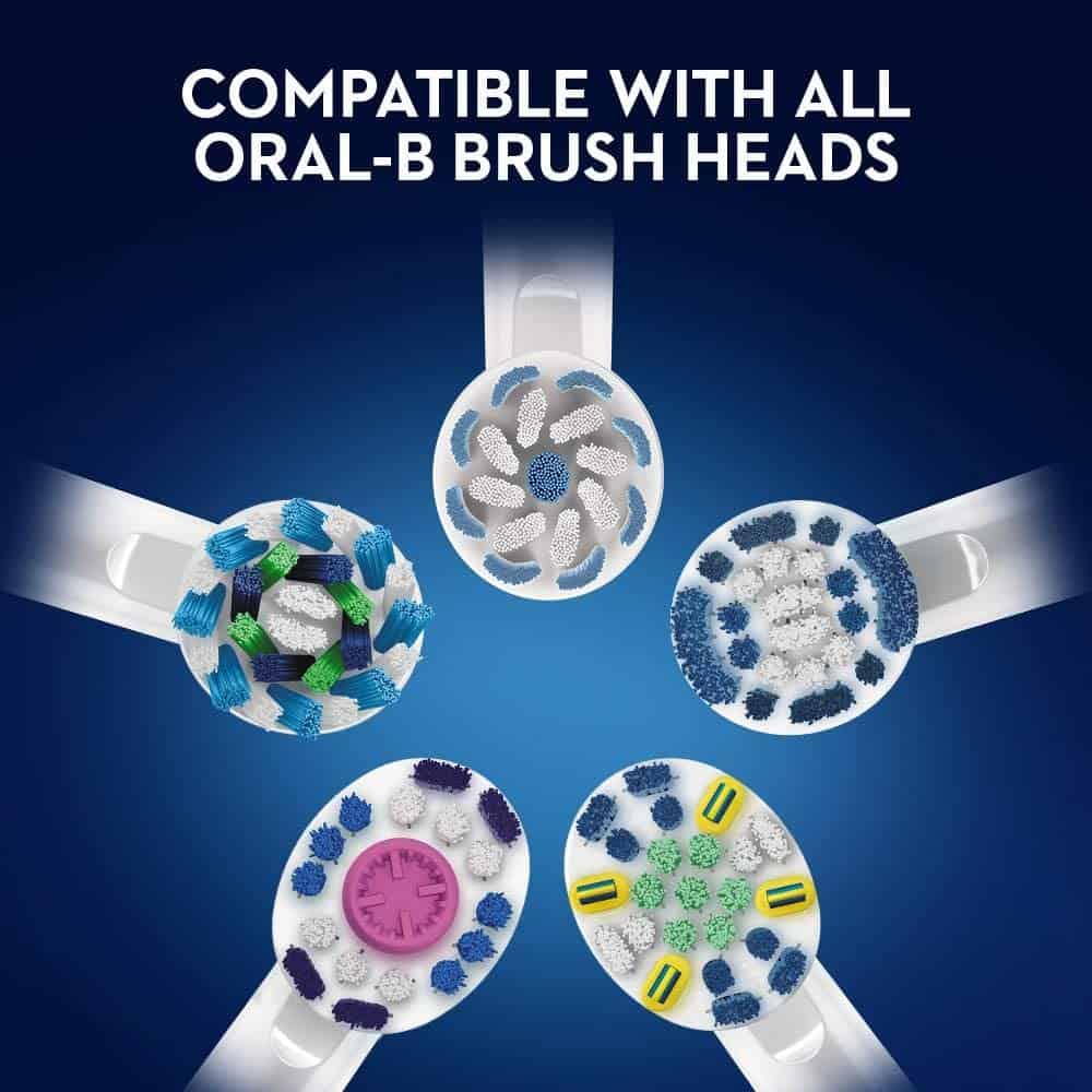 Review Oral B Genius 9900 Brush Heads