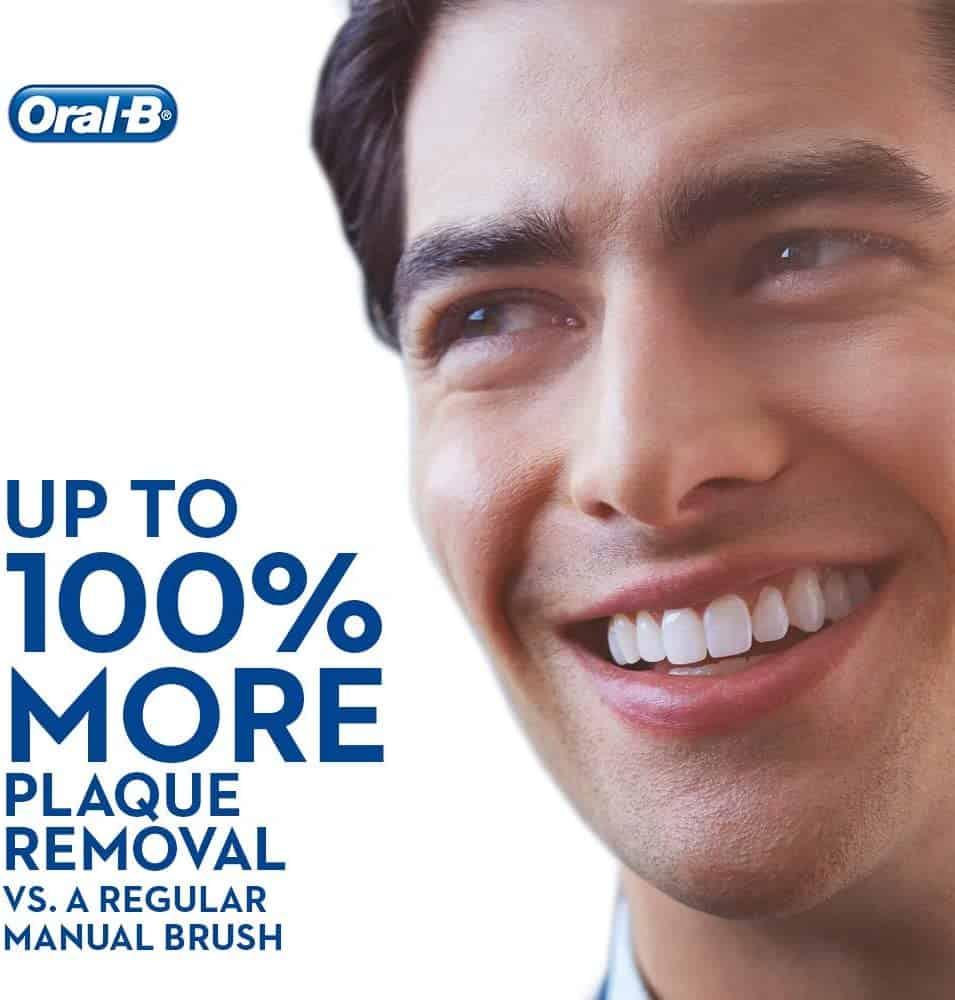 Review Oral B Genius 9900 Plaque