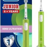 Review: Oral-B Junior Kids Electric Toothbrush